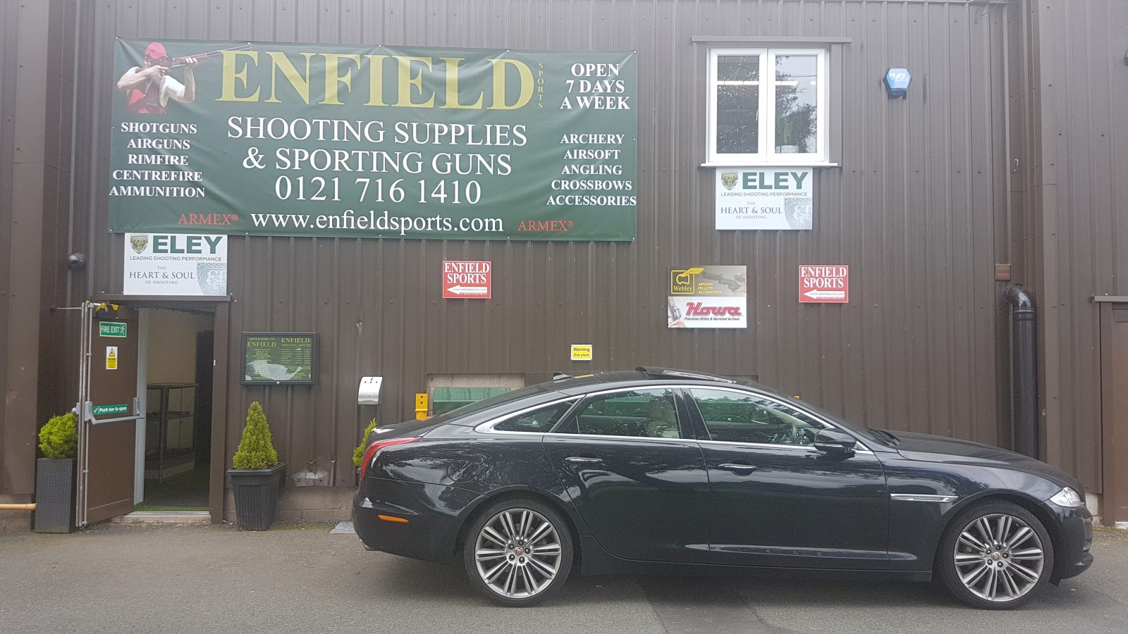 About Us - Enfield Sports