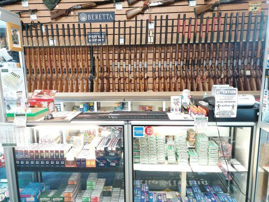 Enfield Sports Gun Shop West Midlands