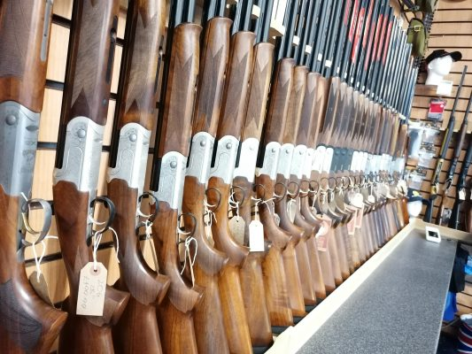 Enfield Sports Gunshop Birmingham